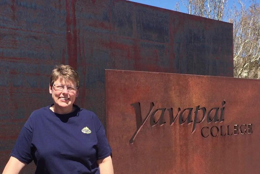 Cheryl Williams, Yavapai College, Prescott AZ