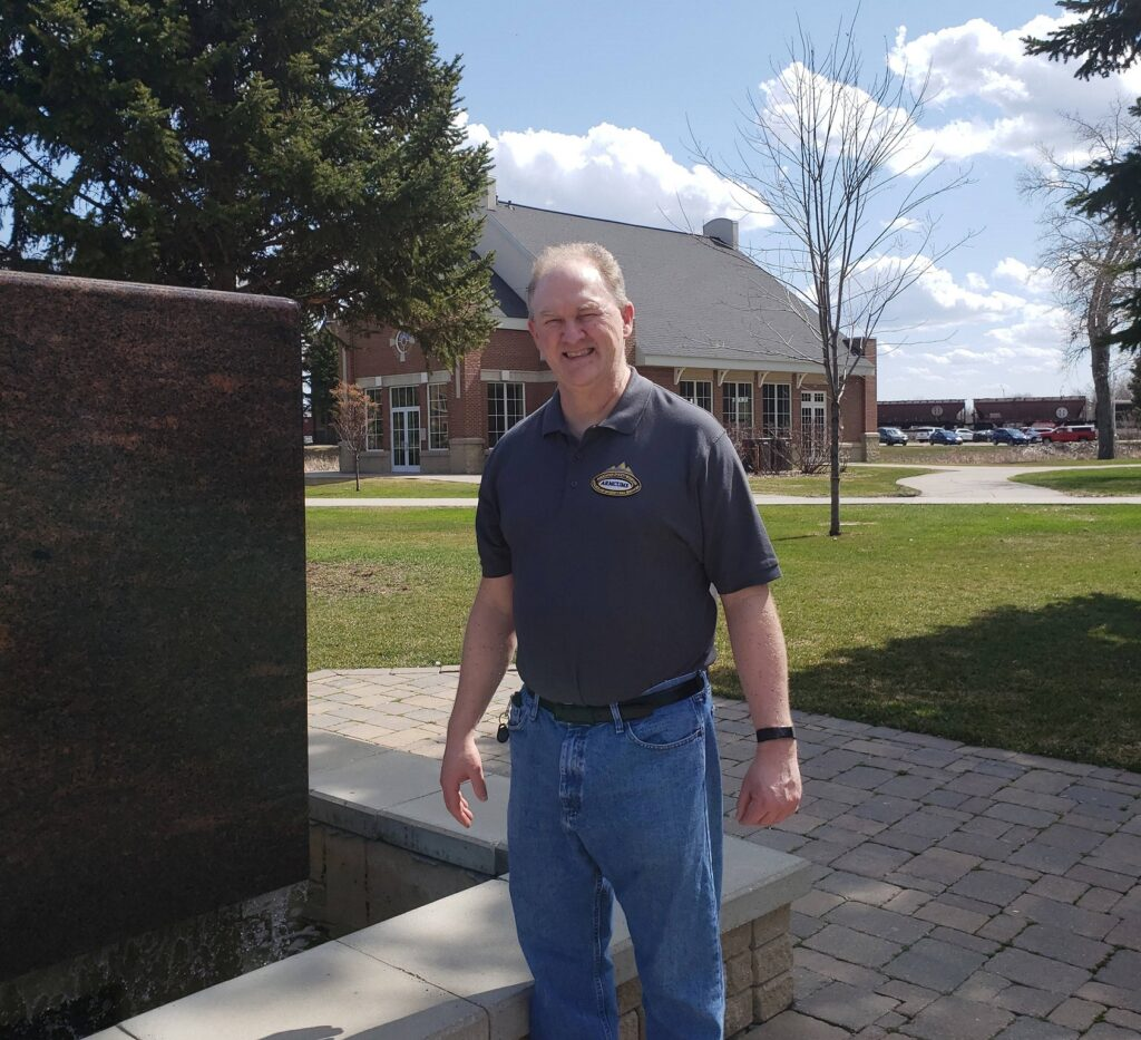 Darin Lee, University of North Dakota, Grand Forks ND